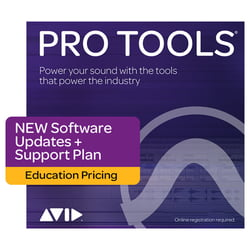 Pro Tools Teacher and Student Avid