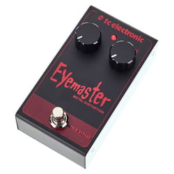 Eyemaster Metal Distortion tc electronic