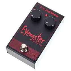 Eyemaster Metal Distortion tc electronic