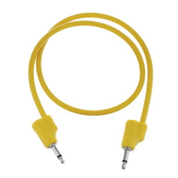 Stackcable Yellow 50 cm Tiptop Audio