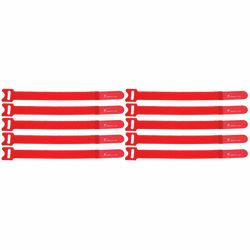 CS-230 Red Cable Strap 230mm Stairville