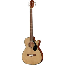 CB-60SCE A-Bass Natural IL Fender