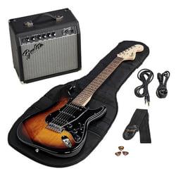 SQ Affi Strat Pack HSSBSB IL Fender