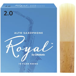Royal Alto Saxophone 2.0 DAddario Woodwinds
