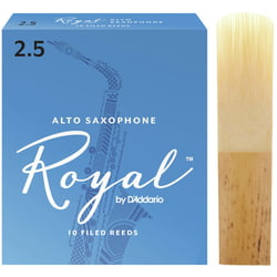 Royal Alto Saxophone 2.5 DAddario Woodwinds