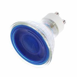 GU-10 230V LED SMD 7W blue Omnilux