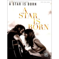 A Star Is Born PVG Alfred Music Publishing