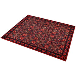 Drum Rug Oriental Red I Thomann