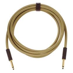 Deluxe Cable 3m Tweed N Fender
