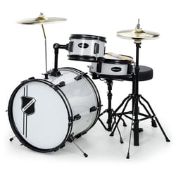 Youngster Drum Set Silver Millenium