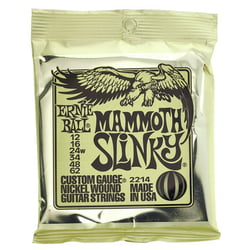 2214 Mammoth Slinky .012-.062 Ernie Ball