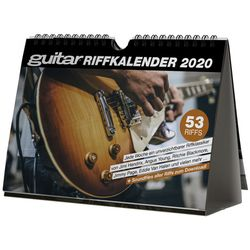 Guitar Riffkalender 2020 PPV Medien