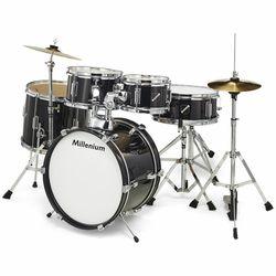 Focus Junior Drum Set Black Millenium