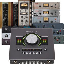 Apollo Twin X Quad Heritage Universal Audio