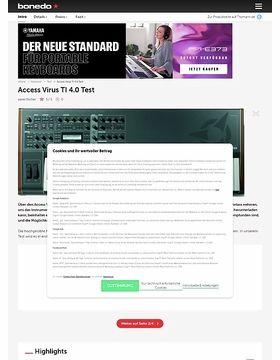 Access Virus TI