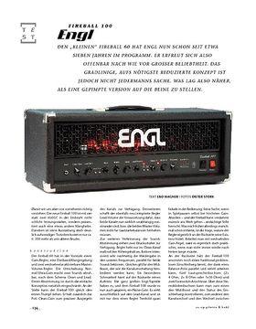 Engl Fireball 100