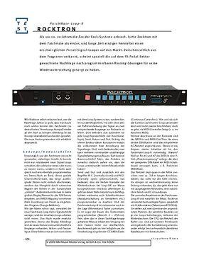 Rocktron PatchMate-Loop-8, NF-Signal-Looper