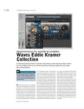 Waves Eddie Kramer Collection