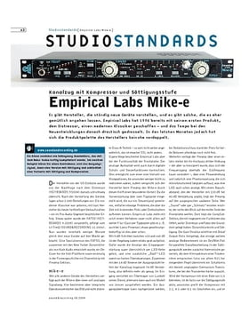 Studiostandards - Empirical Labs Mike-e