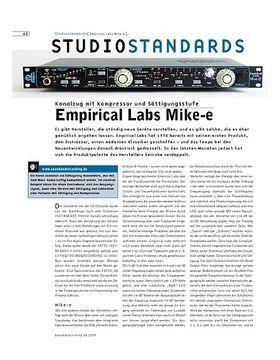 Studiostandards - Empirical Labs Mike-e