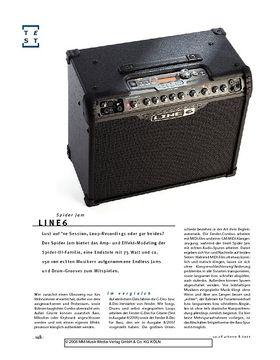 Line6 Spider Jam