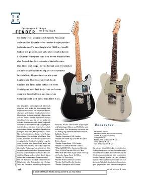 Im Vergleich: Fender Telecaster Pickups