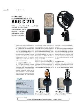 AKG C 214