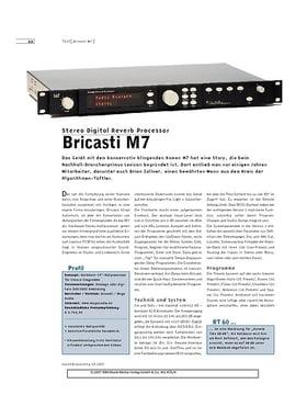 Bricasti M7