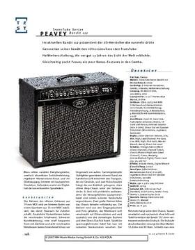 Peavey TransTube Series Bandit 112, Gitarren-Combo