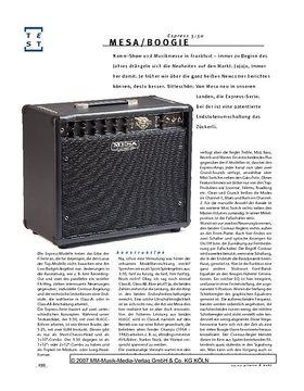 Mesa/Boogie Express 5:50, Gitarren-Combo