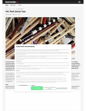 VIC Firth Stick Test