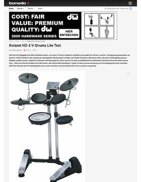 Roland HD-1 V-Drums Lite