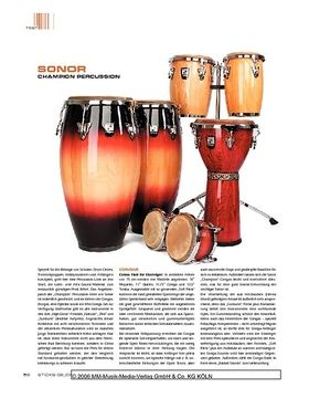 Sonor Champion Percussion