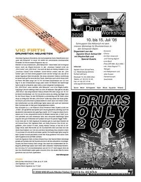 Vic Firth Drumstick-Neuheiten