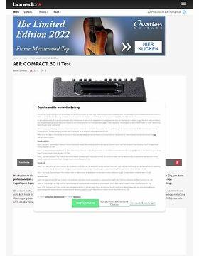 AER Compact 60 II Acoustic-Amp