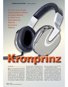 Kronprinz: Ultrasone Edition 8