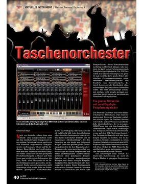 Taschenorchester: Garritan Personal Orchestra 4