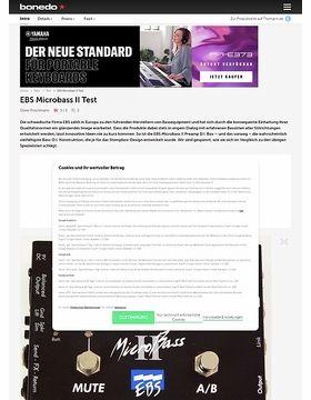 Micro Bass II