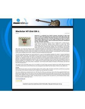 Blackstar HT-Dist DX-1