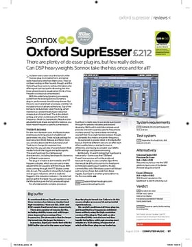 Oxford SuprEsser Native
