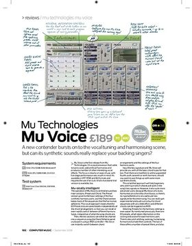 Mu Technologies Mu Voice