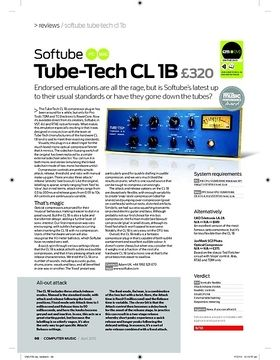 TubeTech CL 1B