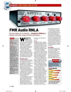 FMR Audio RNLA