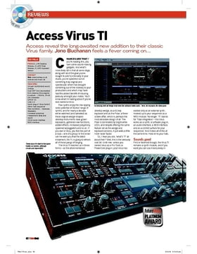 Access Virus TI