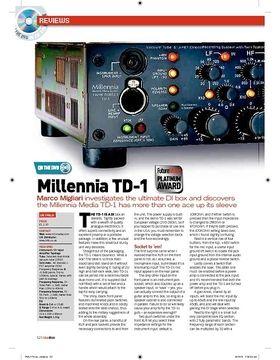 Millennia TD1