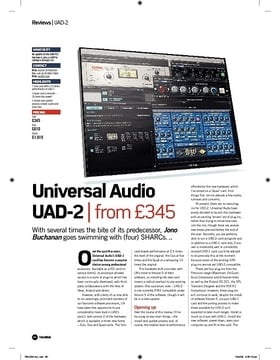 Universal Audio UAD2
