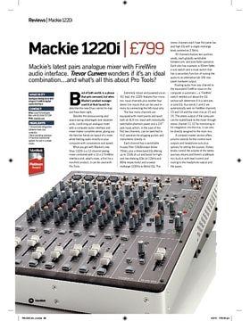Mackie 1220i