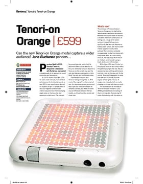 Tenorion Orange