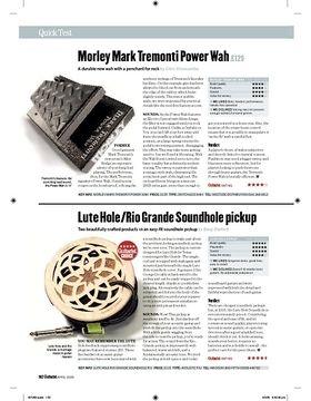 Morley Mark Tremonti Power Wah