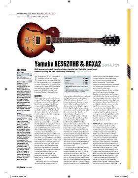 Yamaha RGXA2